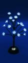SOMOGYI KAD 18 LED dekorácia strom na stôl, 38 cm