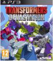 Transformers Devastation - hra pre PS3