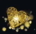 EMOS 16 LED XMAS HEART 3M IP20 WW_05