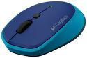 Logitech M335, 910-004546 (modrá) - myš