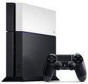 PS4 barevný kryt na konzoli (stříbrný)
