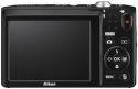 Nikon Coolpix A100 Lineart (fialový)