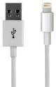 Cellular Line USB datový kabel (bílý)