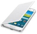 Samsung flip EF-WJ320PW Galaxy J3 (bíla)