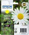 EPSON T1814 18XL yellow (sedmokráska) - atrament