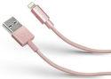 SBS Lightning kábel 1m, ružová