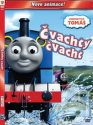 Lokomotiva Tomáš: Čvachty čvacht - DVD