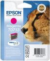 EPSON T0713 magenta (gepard) - atrament