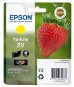 Epson 29 Claria (žltá)