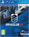 Sony VR DriveClub - PS4 hra