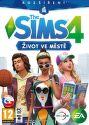SIMS 4: život v meste - PC hra