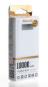 REMAX AA-1006 Powerbank 10000 mAh biely