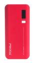 REMAX AA-1080 Power bank 20.000 mAh, display, červená