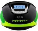 ECG R 500U Dragonfly (čierno-zelená)