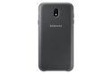 Samsung Galaxy J7 2017 čierny dvojvrstvový kryt