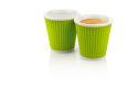 Les Artiste Paris A-0622 set pohárov na kávu (2ks/100ml)