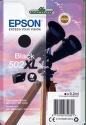 Epson singlepack 502 XL čierny