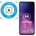 Motorola One Zoom sivý