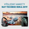 Výsledky ankety NAY TECHBOX roka 2019