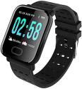 Power+ Smart Band A6 čierne