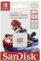 SanDisk micro SDXC 128GB pre Nintendo Switch