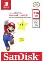 SanDisk micro SDXC 256GB pre Nintendo Switch