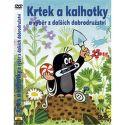 Krtek a kalhotky - DVD