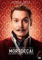 DVD F - Mortdecai: Grandiózní případ