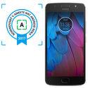 Motorola Moto G5s šedý