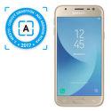 Samsung Galaxy J3 Duos 2017 zlatý