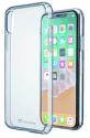 Cellular Line Clear Duo puzdro pre iPhone X, transparentné