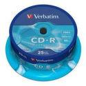 VERBATIM 25CD-R 52x cake