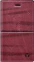 Mobilnet Luxury knižkové puzdro pre Samsung Galaxy S8, červená
