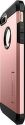 Spigen Tough Armor 2 puzdro pre Apple iPhone 7+/8+, rose gold