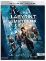Labyrint: Smrteľná liečba - UHD film