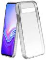 SBS Shock Impact puzdro pre Samsung Galaxy S10e, transparentné