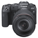 Canon EOS RP + EF-EOS R adaptér +  RF 24-105mm f/4,0 L IS USM