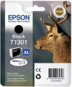 EPSON T1301 XL black (jeleň) - atrament