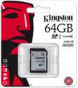 KINGSTON 64GB SDXC Class10