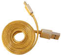 Remax AA-1082 micro USB kábel, zlatý