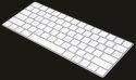 Apple Magic Keyboard, MLA22SLA_1