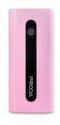 Remax AA-1056 E5 powerbanka 5000 mAh, ružová