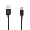 Mobilnet USB 3.1 type C/USB, 1m (čierny)