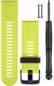 Garmin silikonový remienok pre fénix 3 (zelený)