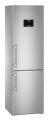 Liebherr CBNPes 4858 - nerezová kombinovaná chladnička