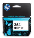 HP CB316EE No.364 black - atrament