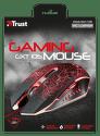 Trust GXT 105 USB (čierno-červená)