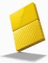 """WD My Passport 2,5"""" 1TB USB 3.0 (žltá)"""