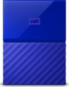"WD My Passport 2,5"" 4TB USB 3.0 (modrý)"