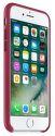 Apple kožený kryt pre iPhone 7, Berry